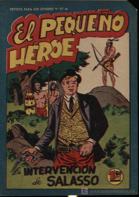 EL PEQUEÑO HEROE. Nº 61. SIN ABRIR (Tebeos y Comics - Maga - Pequeño Héroe)