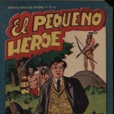 Tebeos: EL PEQUEÑO HEROE. Nº 61. SIN ABRIR. Lote 21266534
