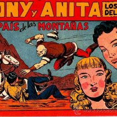 Tebeos: TONY Y ANITA (MAGA) Nº 72 (ORIGINAL). Lote 11690824