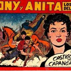 Tebeos: TONY Y ANITA (MAGA) Nº 107 (ORIGINAL). Lote 11690878