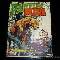 Tebeos: PANTERA NEGRA REVISTA Nº 39. ORIGINAL.. Lote 12336293