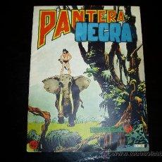 Tebeos: PANTERA NEGRA REVISTA Nº 40. ORIGINAL.. Lote 21078517
