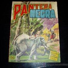 Tebeos: PANTERA NEGRA REVISTA Nº 22. ORIGINAL.. Lote 12400047