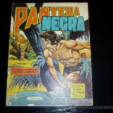Tebeos: PANTERA NEGRA REVISTA Nº 17. ORIGINAL.. Lote 12400245