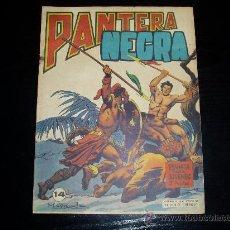 Tebeos: PANTERA NEGRA REVISTA Nº 14. ORIGINAL.. Lote 12400351