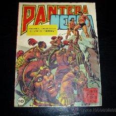 Tebeos: PANTERA NEGRA REVISTA Nº 10. ORIGINAL.. Lote 12400473