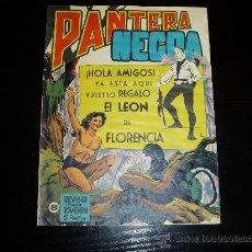 Tebeos: PANTERA NEGRA REVISTA Nº 8. ORIGINAL.. Lote 12400548