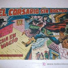 Tebeos: EDITORIAL MAGA: EL CORSARIO SIN ROSTRO (ORIGINAL), Nº 36. Lote 19334919