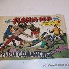 Tebeos: EDITORIAL MAGA: FLECHA ROJA (ORIGINAL), Nº 50. Lote 192265732