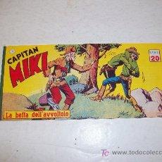 Giornalini: EL CAPITAN MIKI (EL PEQUEÑO HÉROE, ED. MAGA) FACSÍMIL ITALIANO DEL ORIGINAL ¡¡ VER !!. Lote 13304376