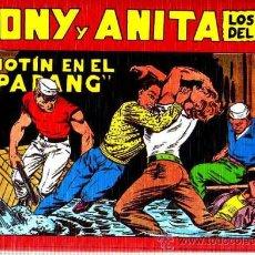 Livros de Banda Desenhada: TONY Y ANITA 25 EJ. (TOMO-3) (52-76) (REEDITADO). Lote 13588234