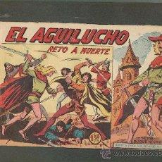 Tebeos: EL AGUILUCHO Nº13,ED.MAGA. Lote 24865701