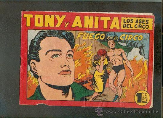 TONY Y ANITA Nº64,ED.MAGA (Tebeos y Comics - Maga - Tony y Anita)