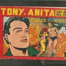 Tebeos: TONY Y ANITA Nº64,ED.MAGA. Lote 24865721