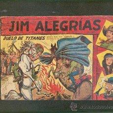 Tebeos: JIM ALEGRIAS Nº 27,ED.MAGA. Lote 13806567