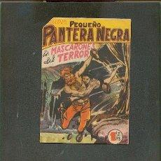 Tebeos: PEQUEÑO PANTERA NEGRA DE BOLSILLO Nº 80,ED.MAGA. Lote 13880369