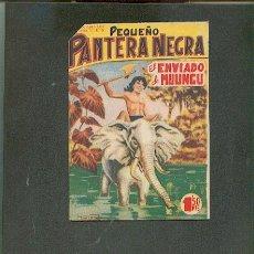 Tebeos: PEQUEÑO PANTERA NEGRA DE BOLSILLO Nº 75,ED.MAGA. Lote 13880391