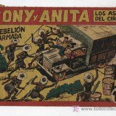 Tebeos: TONY Y ANITA. Nº 146. Lote 23057005