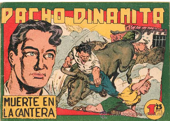 PACHO DINAMITA Nº 53 DE MAGA (Tebeos y Comics - Maga - Pacho Dinamita)