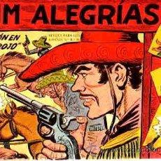Tebeos: JIM ALEGRIAS (MAGA) Nº 9. Lote 14064182