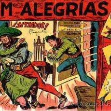 Tebeos: JIM ALEGRIAS (MAGA) Nº 11. Lote 14064204