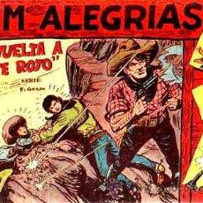 Tebeos: JIM ALEGRIAS (MAGA) Nº 12. Lote 14064227