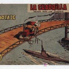 Livros de Banda Desenhada: LA CUADRILLA Nº 9. Lote 14562200