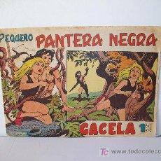 Tebeos: EDITORIAL MAGA: PEQUEÑO PANTERA NEGRA, Nº 125 (ORIGINAL). Lote 14820528