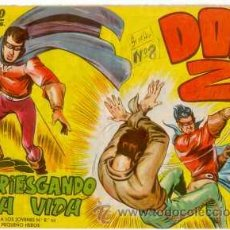 Tebeos: DON Z Nº 2,ED.MAGA. Lote 15087906