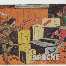 Tebeos: APACHE 2ª Nº 14.. Lote 15100887