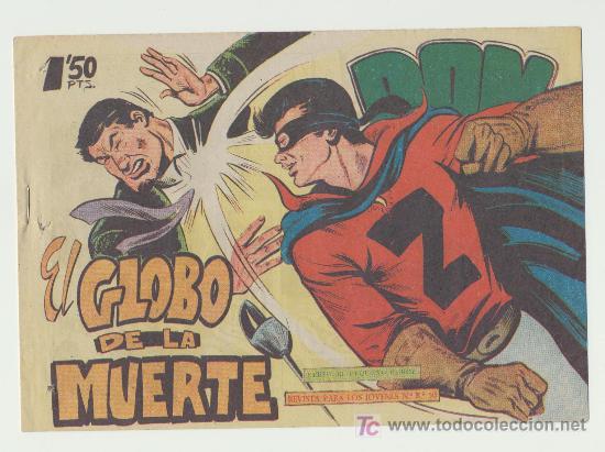 DON Z Nº 25. (Tebeos y Comics - Maga - Don Z)