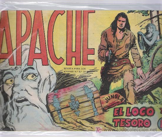 APACHE Nº 35 (Tebeos y Comics - Maga - Apache)