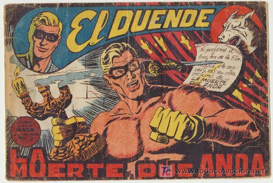 EL DUENDE Nº 33. (Tebeos y Comics - Maga - Otros)