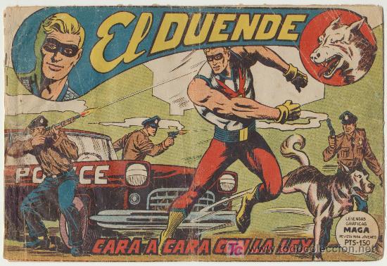 EL DUENDE Nº 7. (Tebeos y Comics - Maga - Otros)