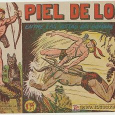 Tebeos: PIEL DE LOBO Nº 47.. Lote 25232606