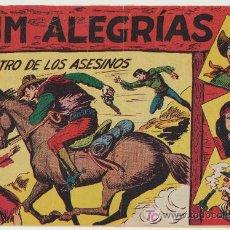 Tebeos: JIM ALEGRÍAS Nº 7.. Lote 25307092