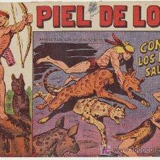 Tebeos: PIEL DE LOBO Nº 9.. Lote 15301286