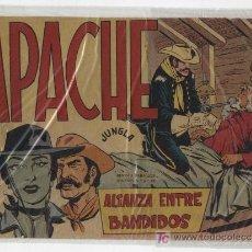 Tebeos: APACHE Nº 12.. Lote 15414944