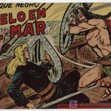 Tebeos: EL DUQUE NEGRO Nº 30.. Lote 15414998