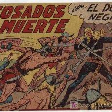Tebeos: EL DUQUE NEGRO Nº 32.. Lote 15415024