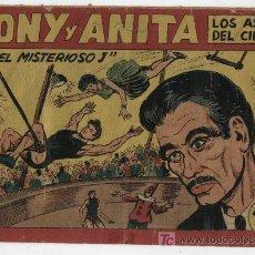 Giornalini: TONY Y ANITA Nº 148.. Lote 27281429