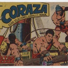 Tebeos: CORAZA Nº 40.. Lote 15407756