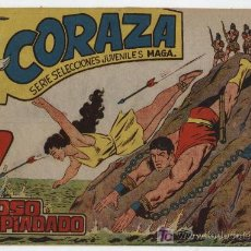 Tebeos: CORAZA Nº 43.. Lote 15407768