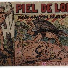 Tebeos: PIEL DE LOBO Nº 4.. Lote 26016524