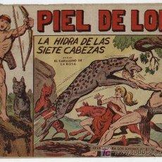Tebeos: PIEL DE LOBO Nº 8.. Lote 15409025