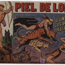 Tebeos: PIEL DE LOBO Nº 9.. Lote 26016527