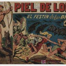 Tebeos: PIEL DE LOBO Nº 26.. Lote 26016533