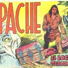 Tebeos: APACHE (1ª PARTE) Nº 35. Lote 27574898