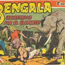 Tebeos: BENGALA 2ª PARTE 5. Lote 27561243