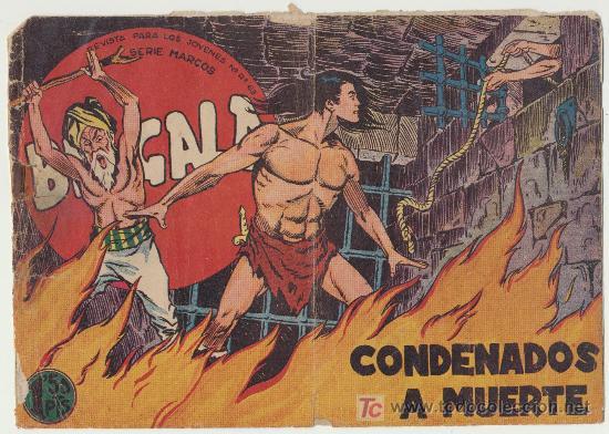BENGALA Nº 11. (Tebeos y Comics - Maga - Bengala)